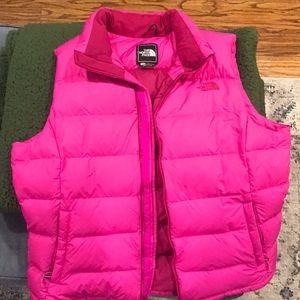 TheNorthFace puffer Vest
